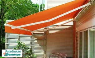 Awnings Retractable Motorized
