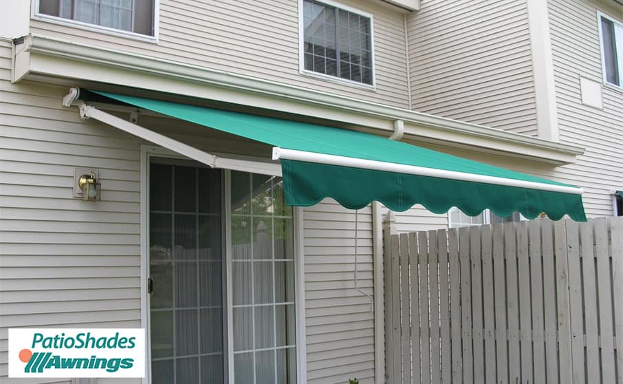 Diy Awning For Patio