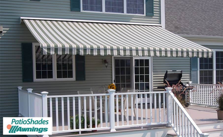 Elite Motorized Patio Shades Retractable Awnings